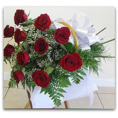 Lovely Reds - NE Flower Boutique