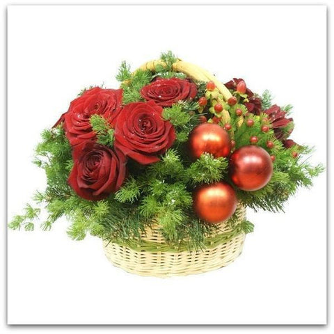 Holiday Spirit - NE Flower Boutique