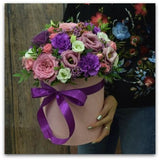 A Box to Remember - NE Flower Boutique