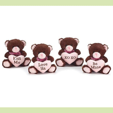 Chocolate Lovers Bear - NE Flower Boutique