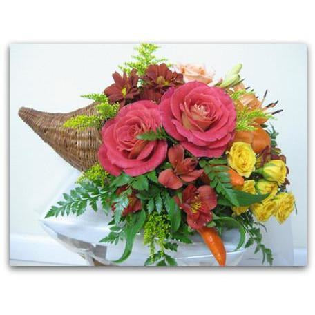Fall Cornucopia - NE Flower Boutique