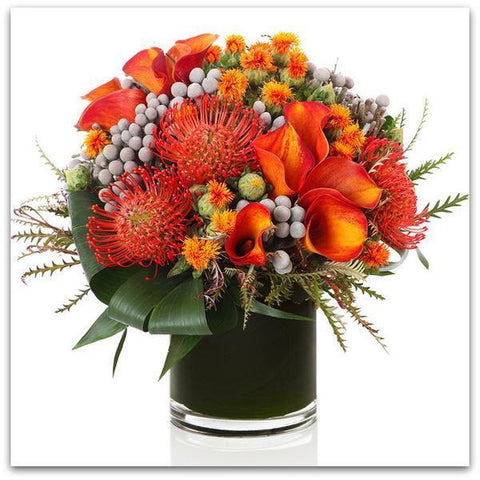 Fall Chic - NE Flower Boutique