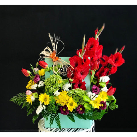 Butterfly Garden - NE Flower Boutique