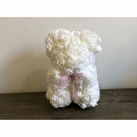 Mini Rose Bear - NE Flower Boutique