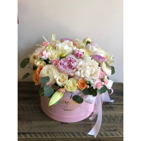 Lavender Sky Box - NE Flower Boutique