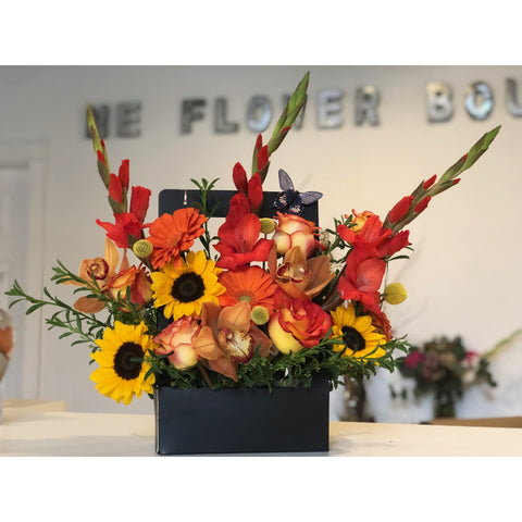 Charming Sunset - NE Flower Boutique