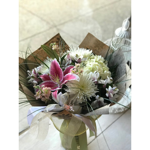 Simply Sweet Bouquet - NE Flower Boutique