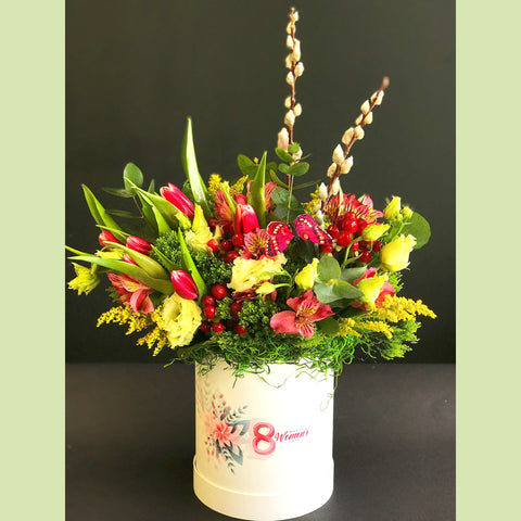 Happy Women's Day - NE Flower Boutique