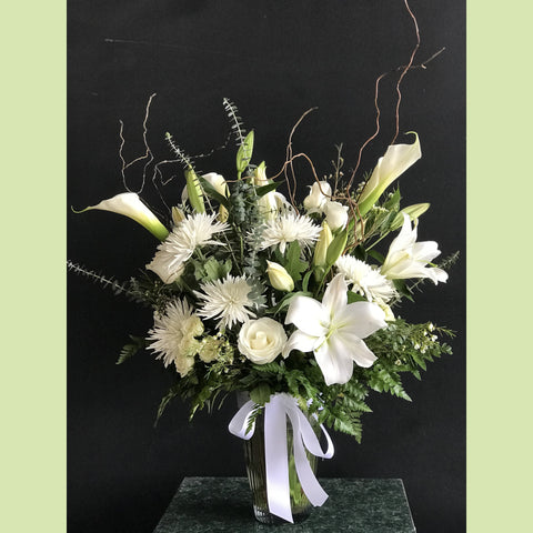 White Sensation - NE Flower Boutique