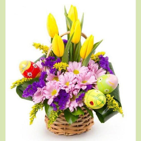 Easter Basket - NE Flower Boutique