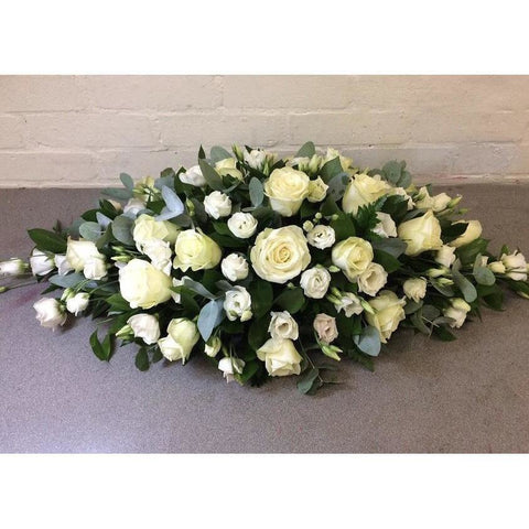Grandest Glory Casket Spray - NE Flower Boutique