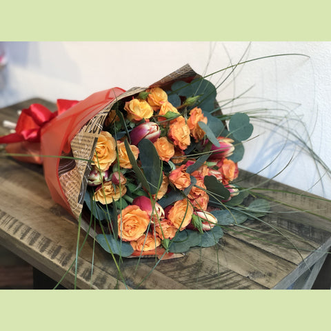 Spring Bouquet - NE Flower Boutique