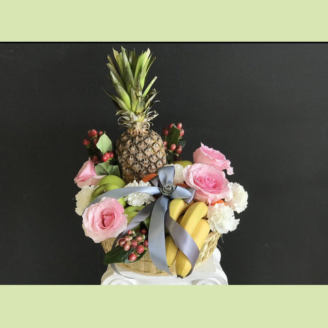 Fruit Basket - NE Flower Boutique
