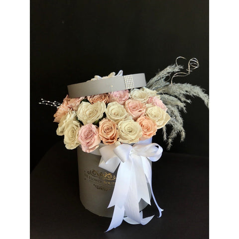 Touches of Peach - NE Flower Boutique