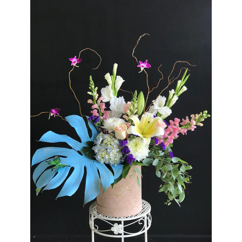 Cool Water Box - NE Flower Boutique