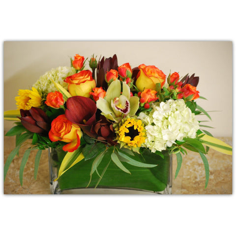 Falling for Fall-FFA - NE Flower Boutique