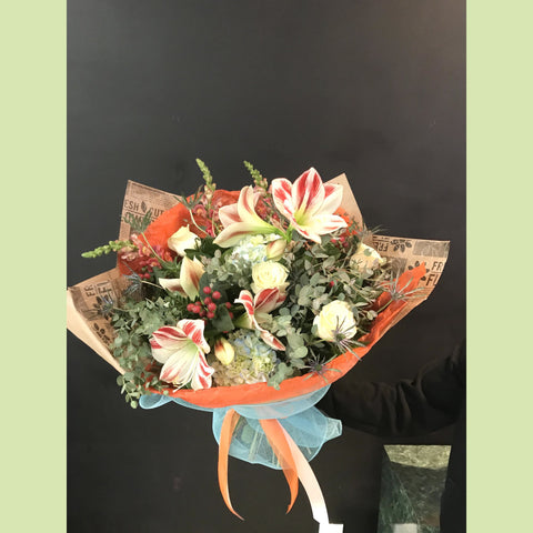 Amaryllis Love - NE Flower Boutique