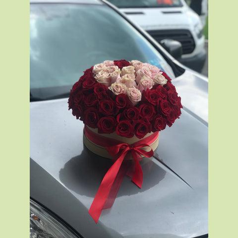 Your love is all I need to feel complete - NE Flower Boutique
