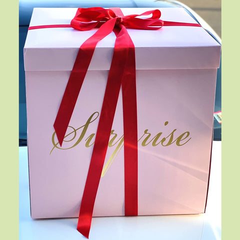 Surprise Her Box 🎁♥️🌹🌸🎁 - NE Flower Boutique