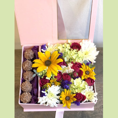 Summer box - NE Flower Boutique