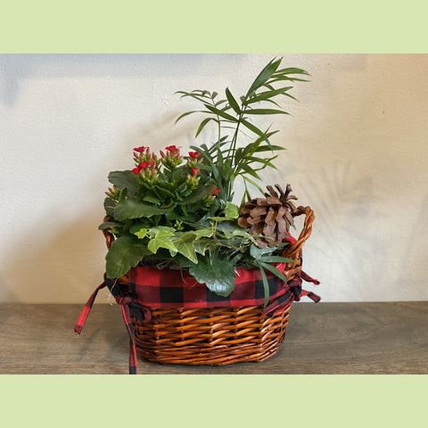 Edinburg Basket - NE Flower Boutique
