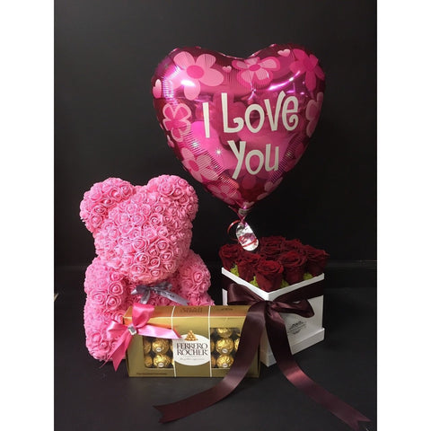 1- Lovely Vday Gift - NE Flower Boutique