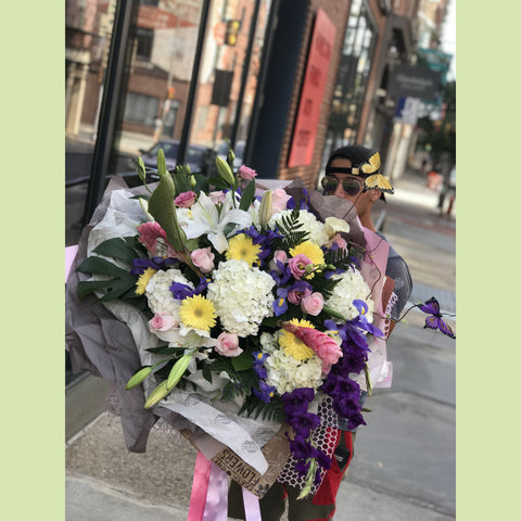Get Ready to Be Impressed - NE Flower Boutique