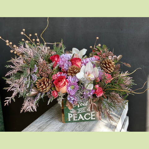 Winter Joy - NE Flower Boutique