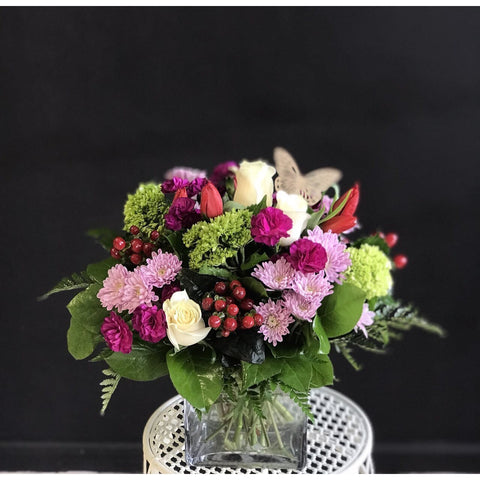 Spring Kiss - NE Flower Boutique