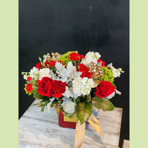 Christmas is Coming - NE Flower Boutique