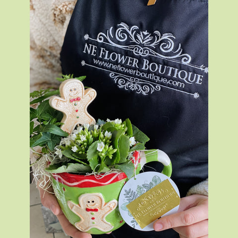Sugar Cookie Mug - NE Flower Boutique