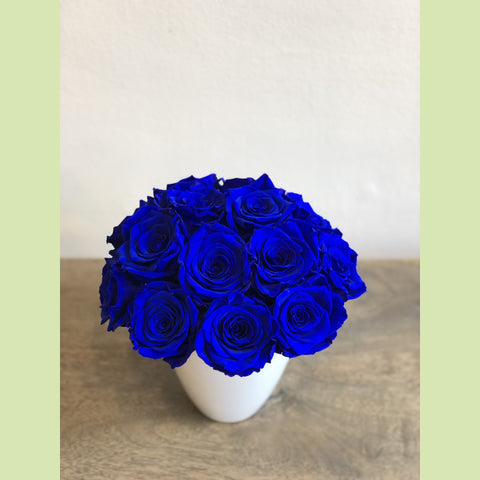 In love with Blue - NE Flower Boutique