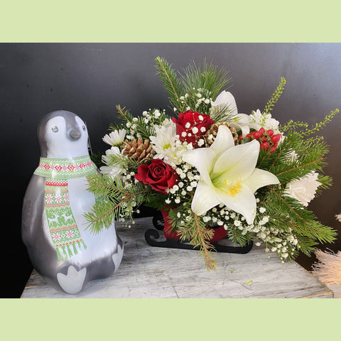 Christmas Set - NE Flower Boutique