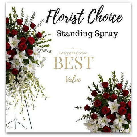 Florist Choice Sympathy - NE Flower Boutique
