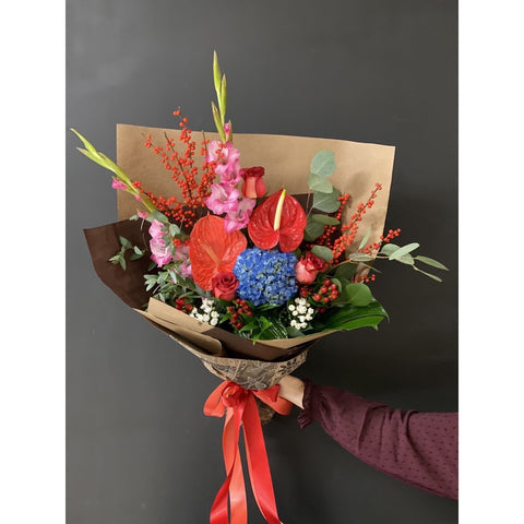 Sweet and Precious  Bouquet - NE Flower Boutique