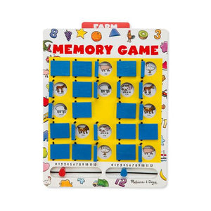 Melissa & Doug, Melissa & Doug - Flip-to-Win Memory Game, Toys