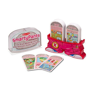 Melissa & Doug, Melissa & Doug - Smarty Pants, Kindergarten Card Set, Toys