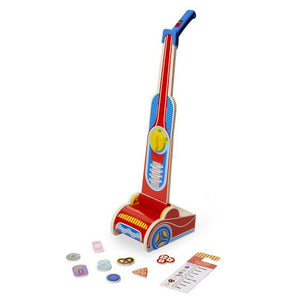 Melissa & Doug, Melissa & Doug - Vacuum Cleaner Play Set, Toys