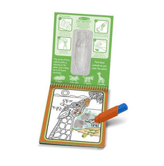 Melissa & Doug - Water Wow! Safari Water Reveal Pad, ON the GO Travel Activity