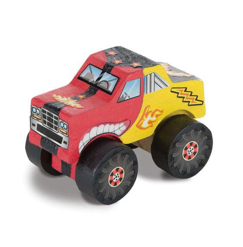 Melissa & Doug - Decorate-Your-Own Monster Truck