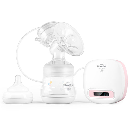 Electric Single Breast Pump (Pink)