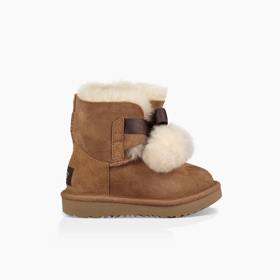 --UGG Kid's 1018517 Gita Chestnut--