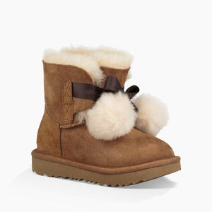 UGG Kid's 1018517 Gita Chestnut