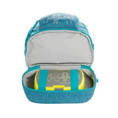 Lassig - Mini Backpack About Friends mélange blue