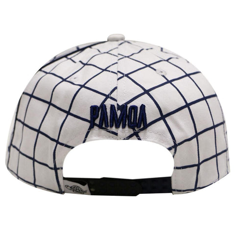 Pamoa, Pamoa Pmcf580 Grid Pattern Snapback, Accessories