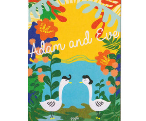 Giggle Mode, adam & eve postcard, Accessories
