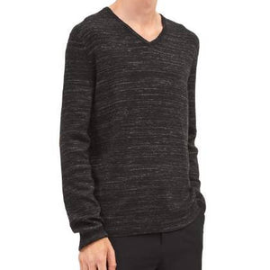 CALVIN KLEIN, Calvin Klein Cotton Modal Full Ne Charcoal Space,