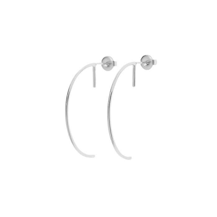 --MZUU, 24/7 line D earrings, Accessories--