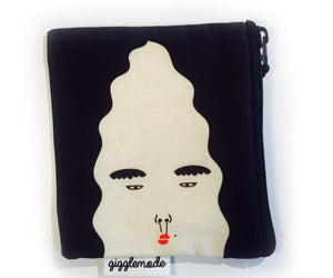 Giggle Mode, Femme fatale mini pouch, Accessories