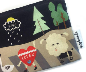 Giggle Mode, adam & eve pouch, Accessories